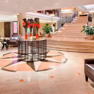 Marriott Hotel Praga – Banco di Sicilia – 160 partecipanti