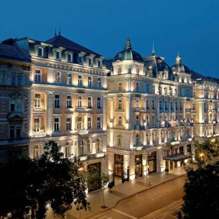 Hotel Corinthia Grand Royal Budapest – Convention Povita – 120 partecipanti