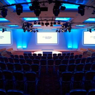 Hotel Hilton London Metropole – Convention Federazione Lombarda Banche di Credito Cooperativo – 1350 partecipanti