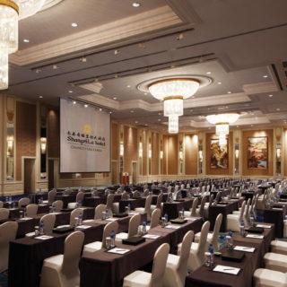Hotel Shangri La Chang Chung Manciuria – AEG – 130 partecipanti