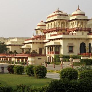 Rambad Palace Jaipur India – Polaris Assicurazioni – 130 partecipanti